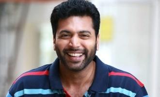 Jayam Ravi's Comali release date announced!