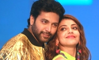 Jayam Ravi's Comali based on natural disaster?