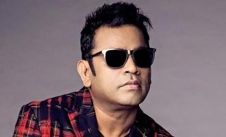 AR Rahman birthday special treat from Vikram's Cobra!