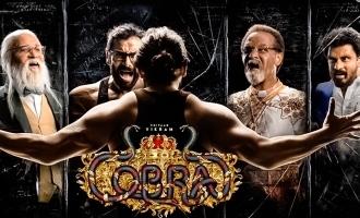 Corona virus affects Vikram's Cobra shoot!