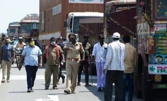கூட்டமாக தொழுகை நடத்த அனுமதிக்காததால் ஆத்திரம்: போலீசாரை தாக்கிய 40 பேர் மீது வழக்கு