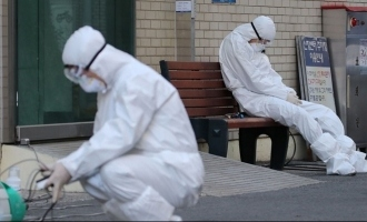 how to handle the dead bodies of corona virus patients
