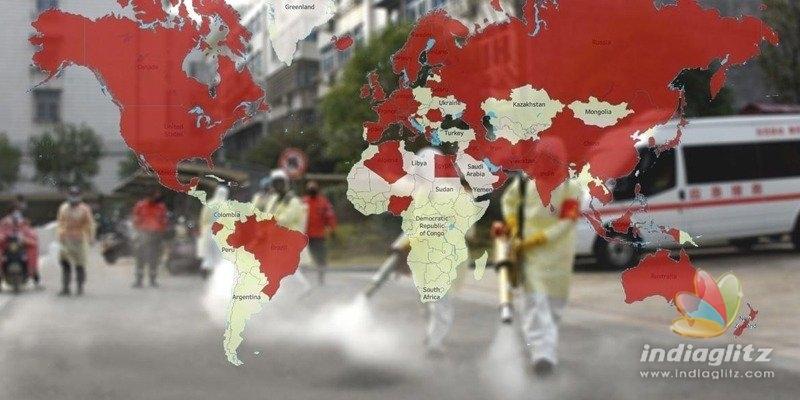 உலகம் முழுவதும் கொரோனா பாதிப்பு எண்ணிக்கை 8 லட்சத்தை தாண்டியது!!!
