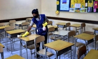 12th standard girl tests positive for Coronavirus after going to school!