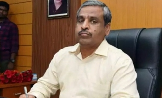 Coimbatore Collector Rajamani tests positive for Coronavirus!