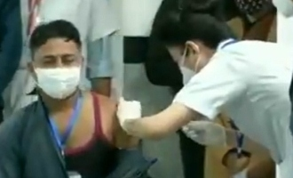 [VIDEO] First person in India gets vaccinated against COVID-19
