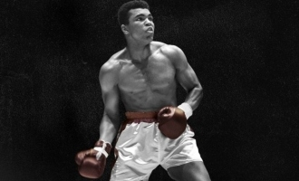 When MGR hosted fish gravy lunch to American boxing legend Muhammad Ali