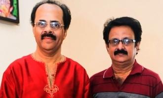 Crazy Mohan's brother Maadhu Balaji clarifies rumours on his health!