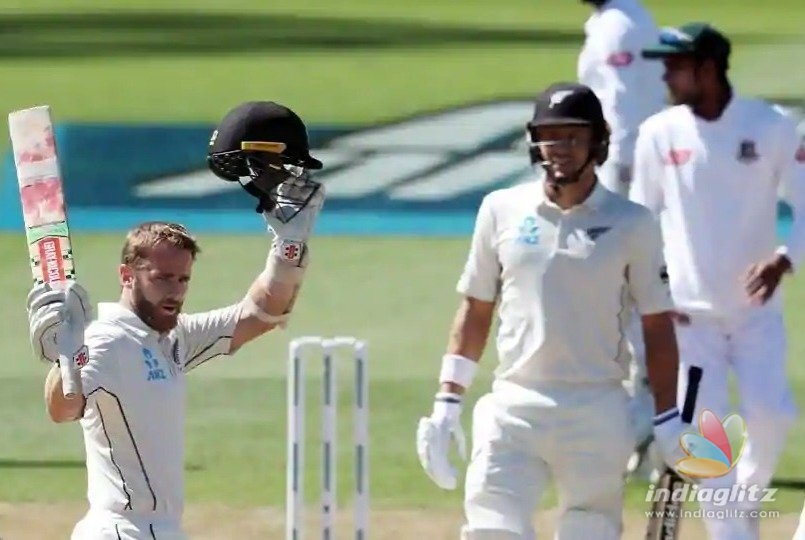 Kane Williamson and New Zealand break records in first test against Bangladesh