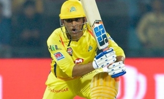 Dhoni's real masterstroke other than batting in CSK's hattrick victory