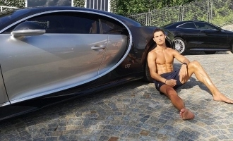 Christiano Ronaldo buys the world's costliest car