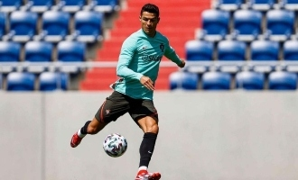 Yet another milestone reached : Cristiano Ronaldo making records