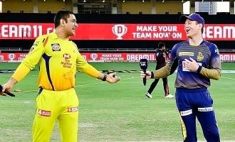 IPL  CSK Vs KKR  Match Review
