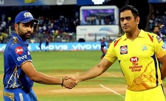 Thala Dhoni won the toss and elected to bat first