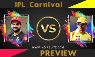 IPL Carnival CSK Vs RCB  Match Preview