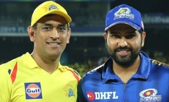 IPL 2020: Opening match between CSK and MI sets world record