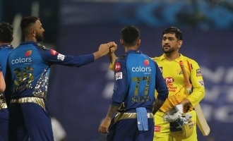 CSK starts with a bang beats MI by 5 wickets in the opener