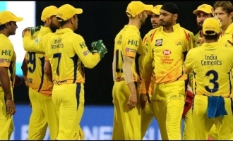 CSK CEO says all 13 members of CSK ave tested negative for Covid 19