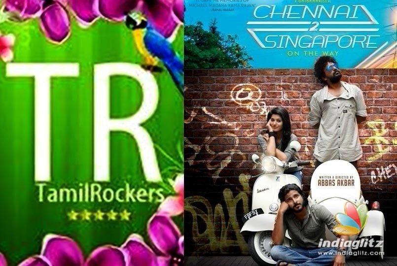 Tamil Rockers respond to director's request - Tamil News