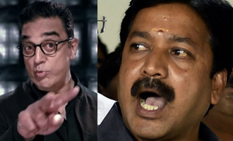 Now a minister demands legal action against Kamal Haasan