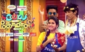 A sudden change in 'Cooku With Comali 2' finals delights fans