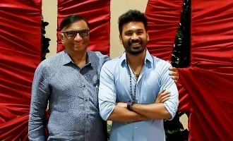 Exciting update on Dhanush - Karthick Naren project!