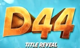 Dhanush to romance three heroines in 'D44'. Title to be revealed on Tomorrow evening!