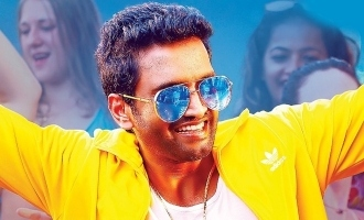 Santhanam's first release of 2020 announced!
