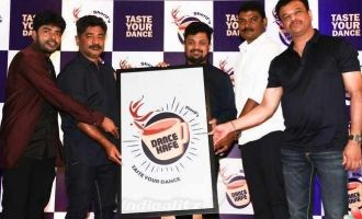 Raju Sundaram Inaugurated Dance Kafe