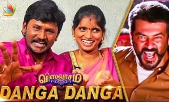 DANGA DANGA Song Making : Senthil Ganesh & Rajalakshmi Live Performance