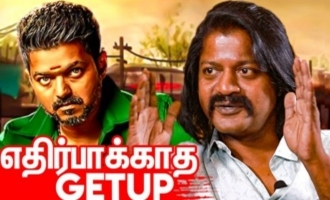 My soft look will be like anger - Bigil villain Daniel Balaji interview