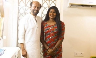 Transgender actress joins Superstar Rajinikanth's next