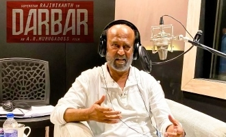 """One of the best in my life1"" AR Murugadoss mass update on Darbar!"