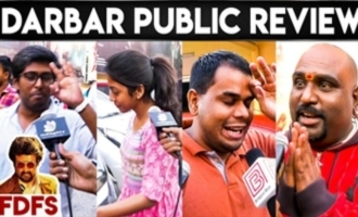 'Darbar' Public Reaction