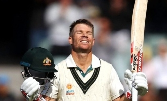australian batsman david warner ruled out of first test against india adelaide might return second test melbourne
