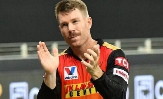 SRH's star player David Warner opens up about leaving the orange army after IPL 2021!