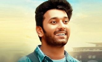 Arulnithi's new film title & first look is out on his birthday!