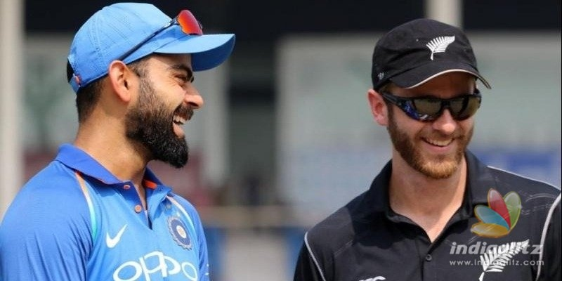 What happens if the India - New Zealand semi-final match is washed out?