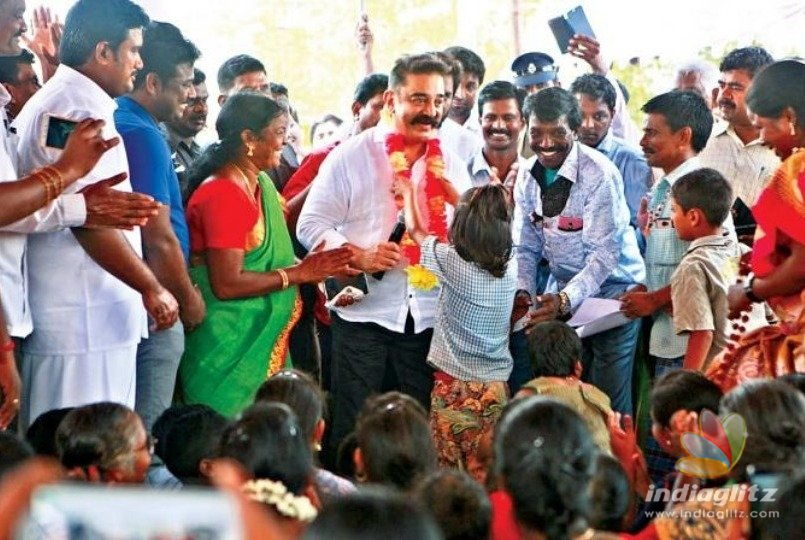Kamal Haasans action plans for Adigathur village - details