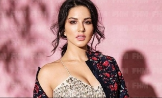 Sunny Leone explains to shocked fans why she suddenly left India with family