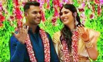 Is Vishal's wedding postponed?