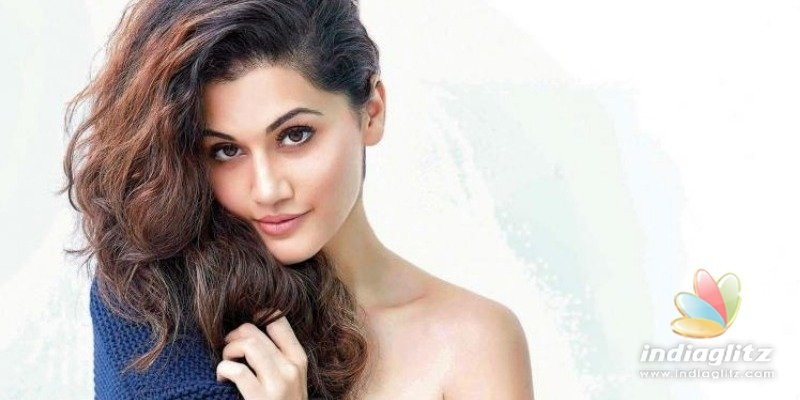 Tapsee opens up about marriage