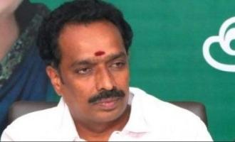 Transport minister MR vijayabaskar tested corona positive