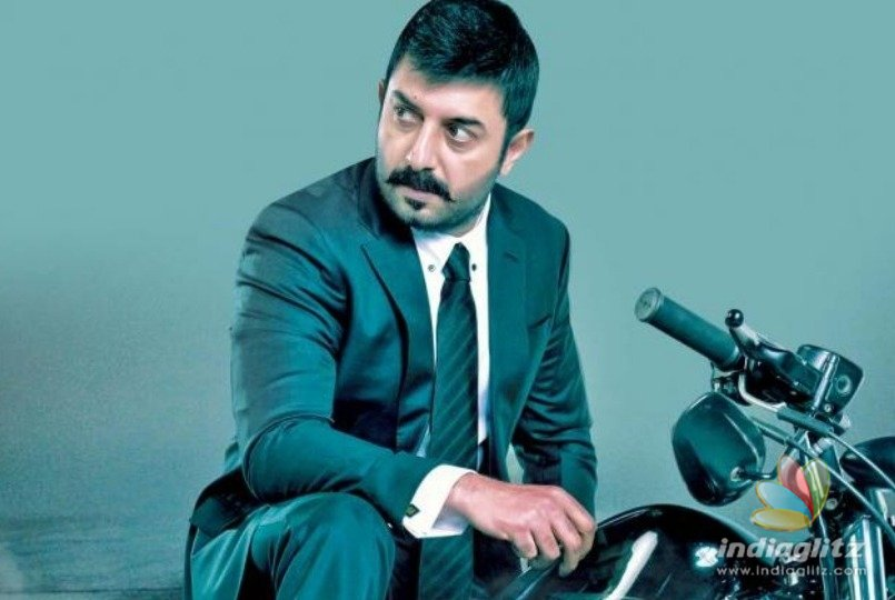 Arvind Swamy makes a major decision in his career!