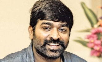 Breaking news on Vijay Sethupathi's next movie behind the camera