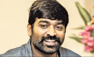 Vijay Sethupathi's new movie interesting first look released