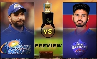 IPL DC vs MI Match Preview