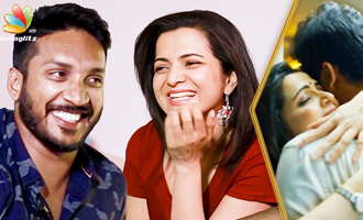 Dhivyadharshini & Sathish about their first love