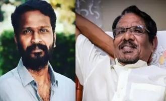 bharathiraja replaced in vetrimaaran soori movie