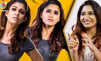 Nayanthara's Makeup Secret : A Look Alike | Deekshitha Interview